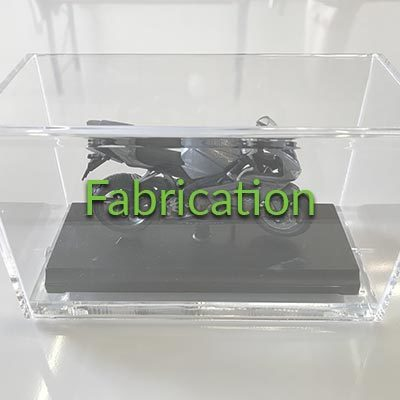 Fabrication ASA Plastics