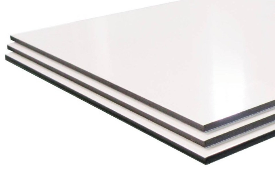 ACM Panel ASA Plastic Supplies